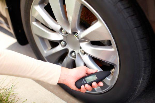 Правильное давление в шинах автомобиля
