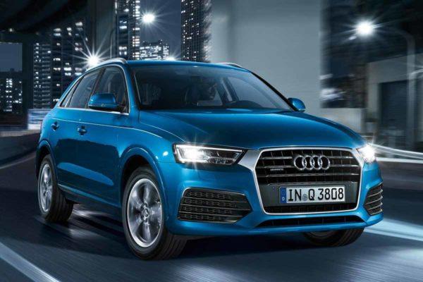 Новый Audi Q3 покажут послезавтра