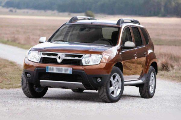 Renault Dusrter diesel