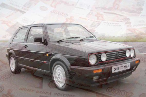 ТОП-5 автомобилей за 100 тысяч рублей