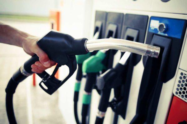 АЗС. Рост цен на бензин