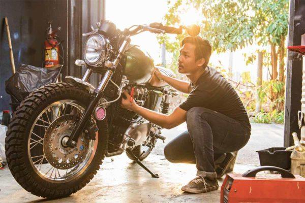 Подготовка мотоцикла к мотосезону